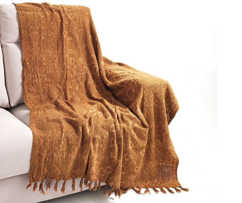 Pokrivač Yantra Sand 125x180 cm