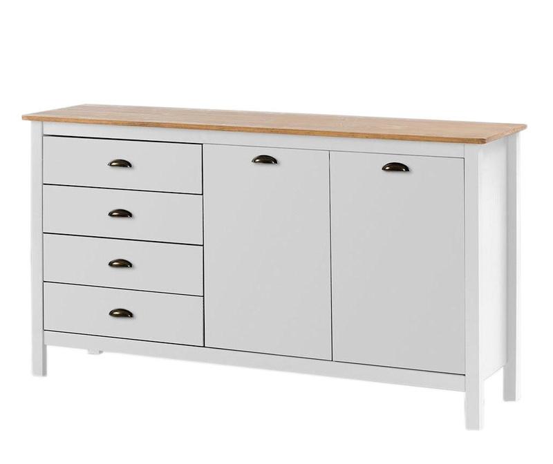 Долен шкаф Classy White