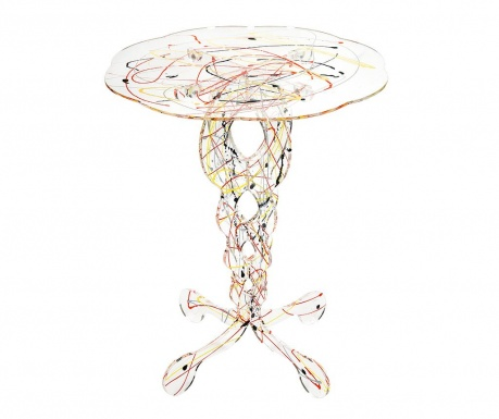Konferenční stolek Arabesco Medium  Multicolor