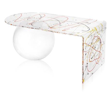 Konferenční stolek Boolla Multicolor