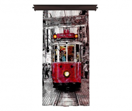 Street Car Sötétítő 140x260 cm