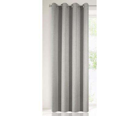 Draperie Dakota Silver 140x250 cm