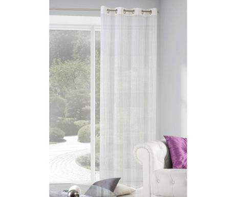 Záclona Nilda Cream 140x250 cm