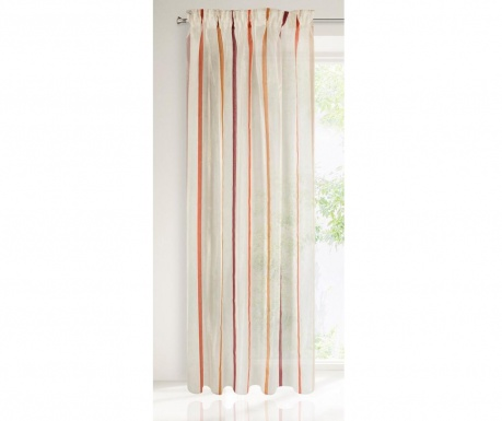 Zavjesa Clark Cream Orange 140x250 cm