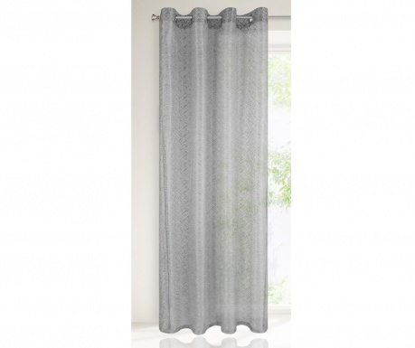 Amanda Silver Függöny 140x250 cm