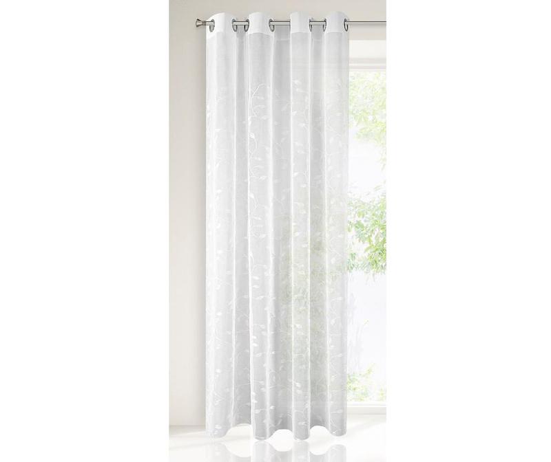 Belinda White Függöny 140x250 cm