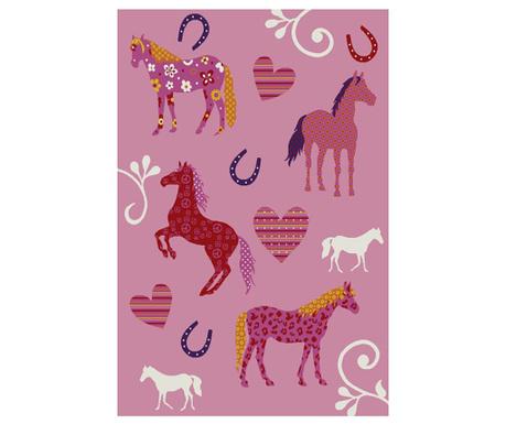 Covor Diamond Kids Love Pink