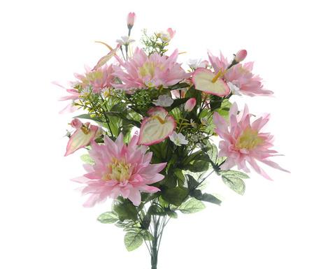 Dahlia Pink Művirág csokor