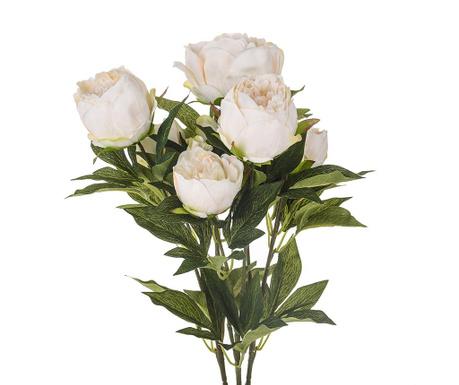 Buket umjetnog cvijeća Peonies Cream Grande