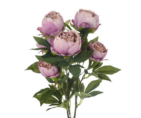 Kytice z umělých květin Peonies Mauve Grande