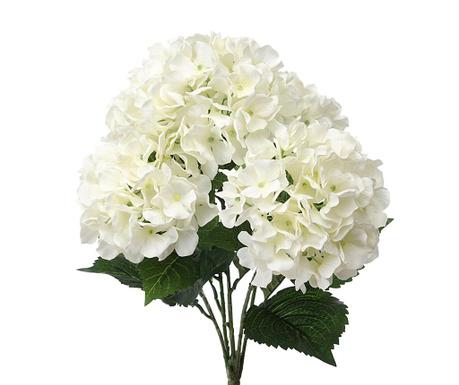 Kytice z umělých květin Hydrangea Cream