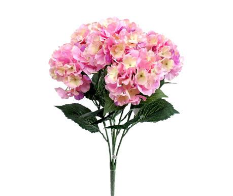Kytice z umělých květin Hydrangea Mauve