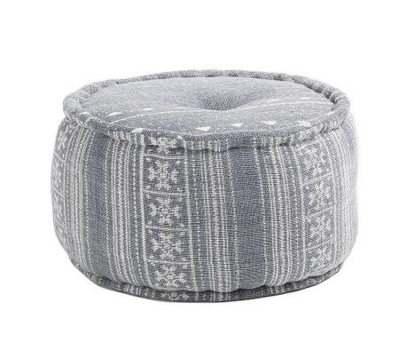 Jastuk za sjedenje Yantra Grey Snowflake