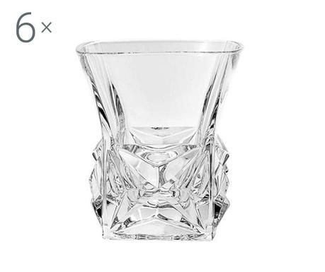 Sony Crystal 6 db Whiskys pohár 280 ml