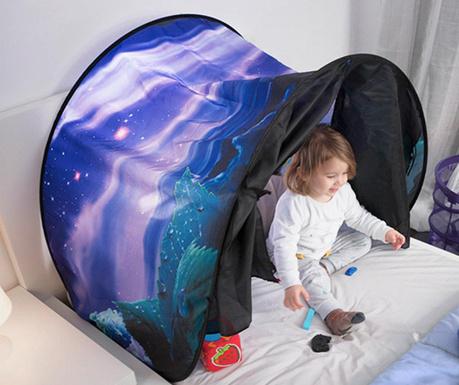 Zložljiv igralni šotor Trinity