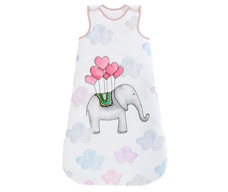 Lezárult akció Flying Elephant Gyerek hálózsák 6-12 hónap 9fa500531d