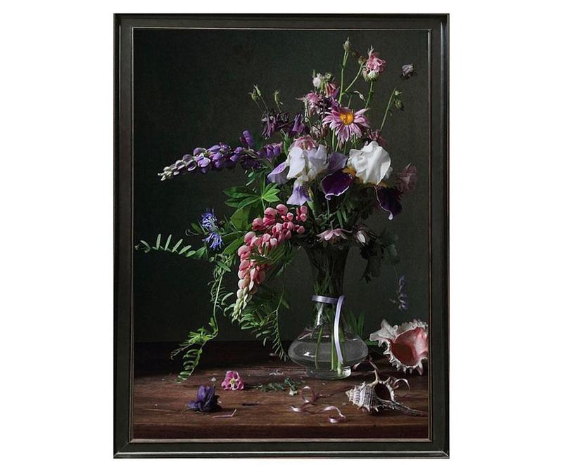 Wild Bouquet Kép 50x70 cm