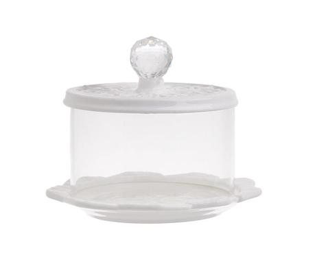 Servirni krožnik s kupolo Blez