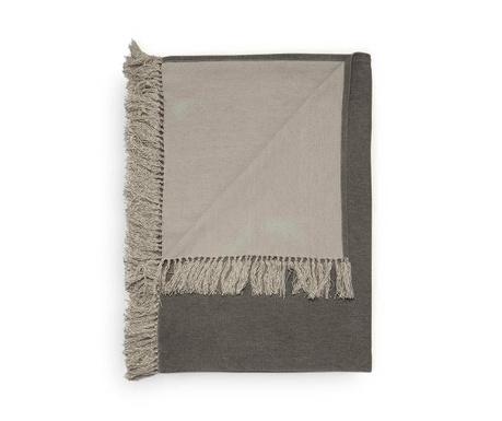 Pokrivač Orville Dark Grey 130x200 cm