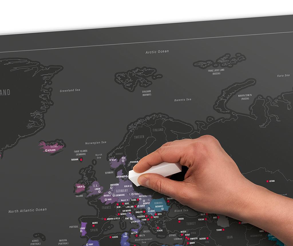 Capitals Kaparós térkép