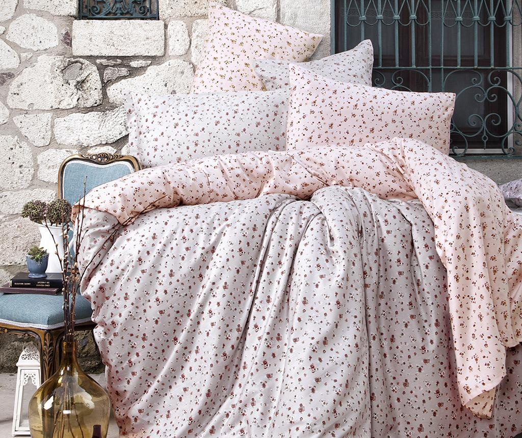 Спално бельо King Satin Supreme Valeria Powder