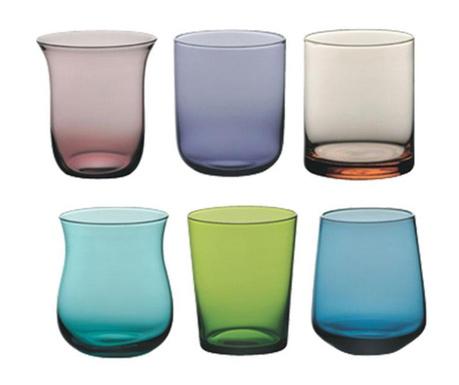 Сервиз 6 чаши Goblet 300 мл