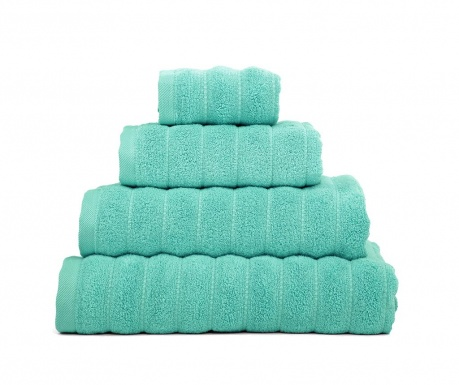 Kopalniška brisača Frizz Green