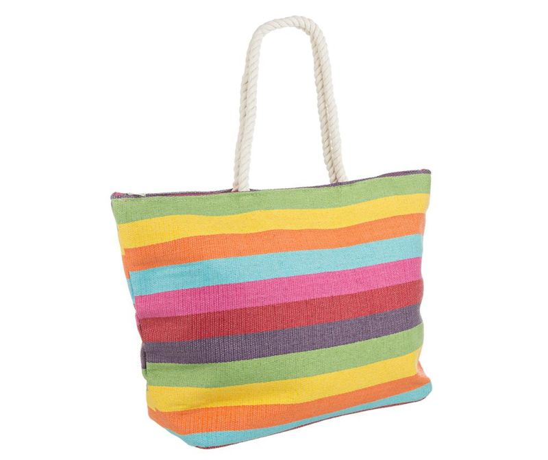 Geanta de plaja Paros Multicolor
