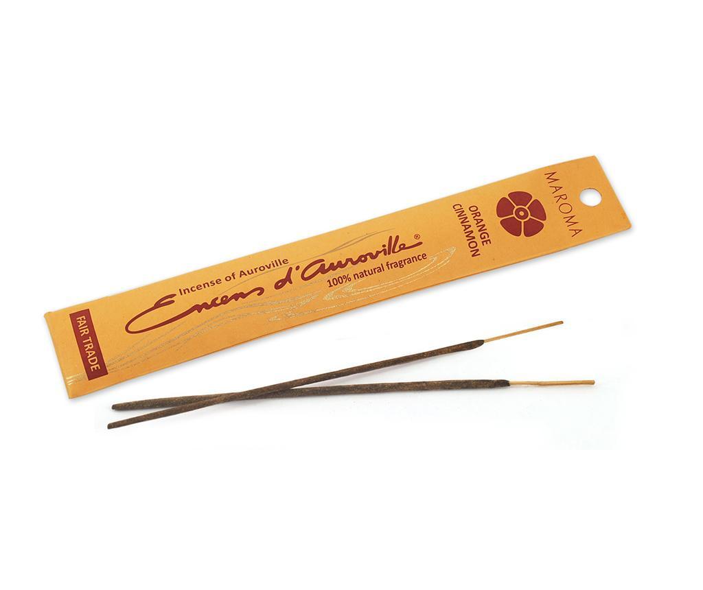 Комплект 10 ароматизирани пръчици Orange Cinnamon