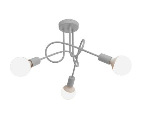 Stropna svetilka Oxford Third Light Grey