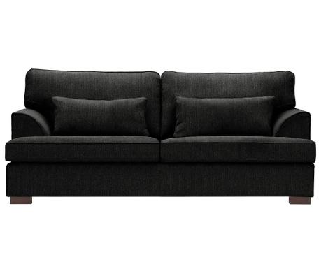 Canapea 3 locuri Ferrandine Black