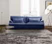Canapea 4 locuri Ferrandine Bleu Marin