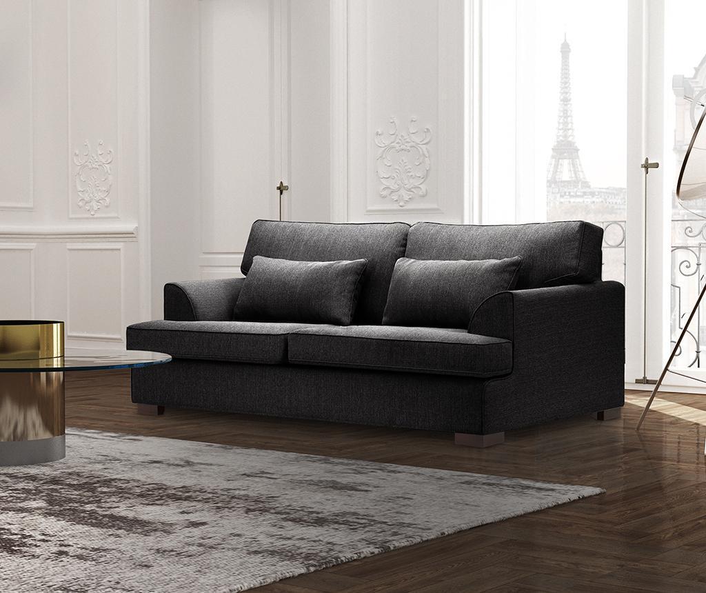 Canapea 3 locuri Ferrandine Anthracite