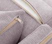 Coltar stanga Organdi Lilac