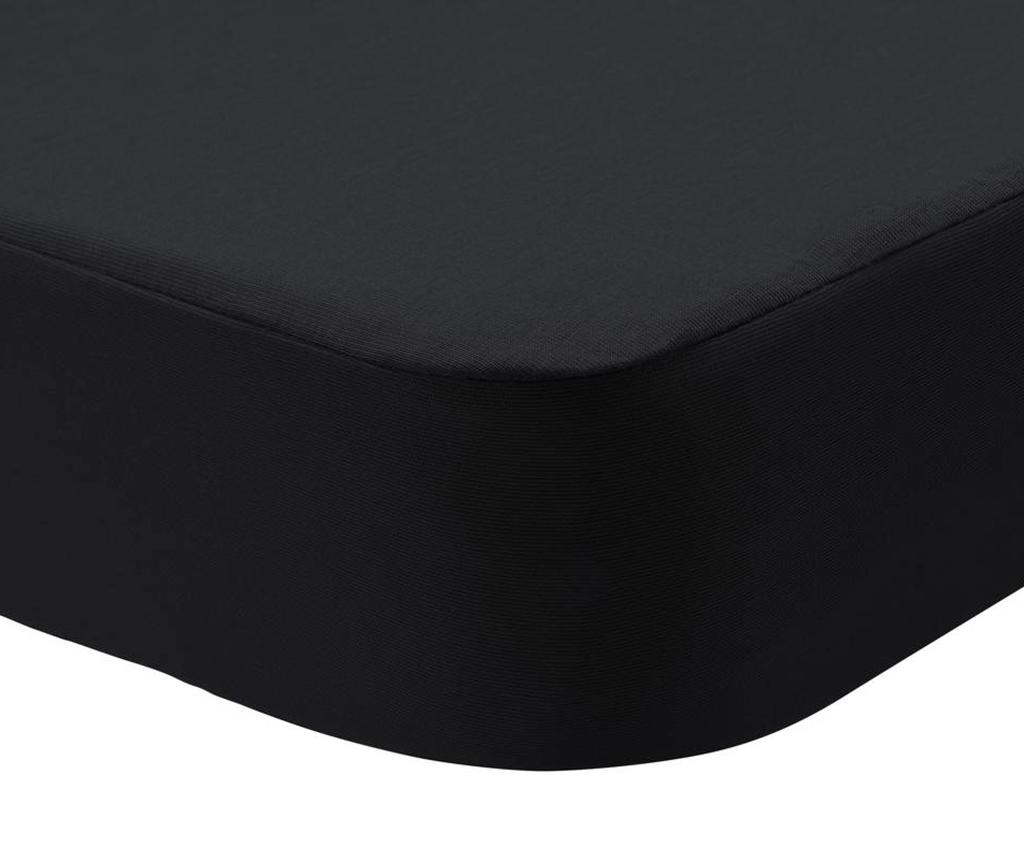 Непромокаем калъф за матрак Randall 2 in 1 Black 150x200 см