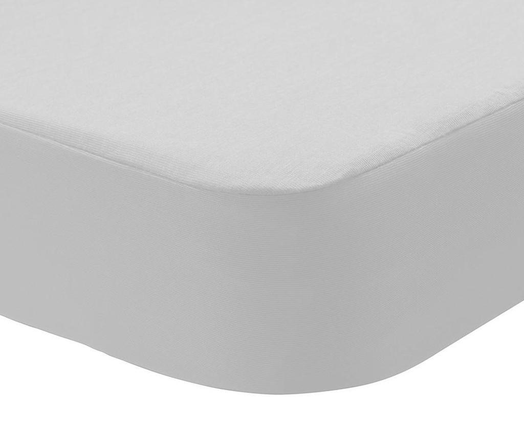 Husa impermeabila pentru saltea Randall 2 in 1 White 180x200 cm