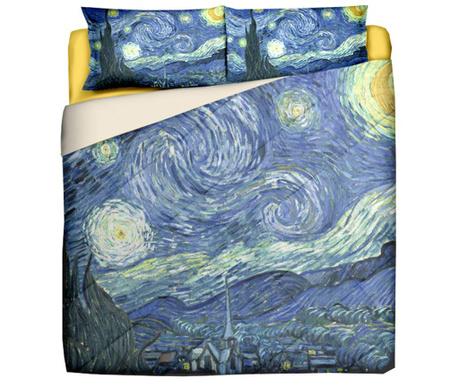 Cuvertura matlasata Van Gogh Starry Night 220x260 cm