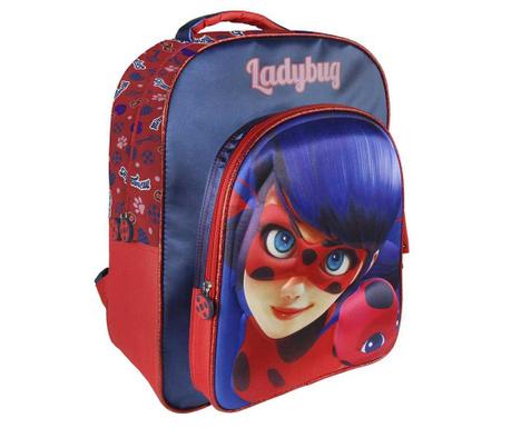 823f2a83be Školská taška Ladybug Portrait 3D