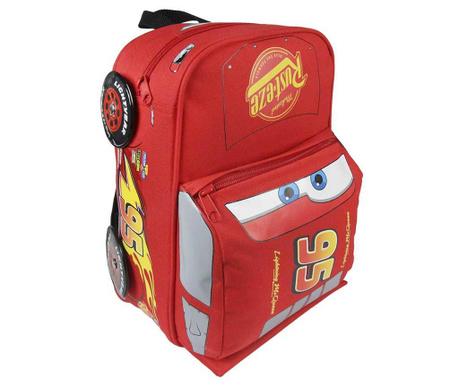 fe696753ef Školská taška McQueen Cars 3D