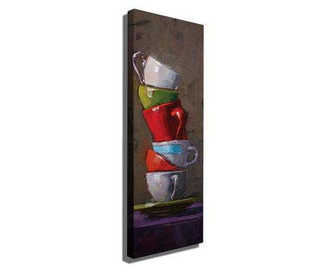 Obraz Cup 30x80 cm
