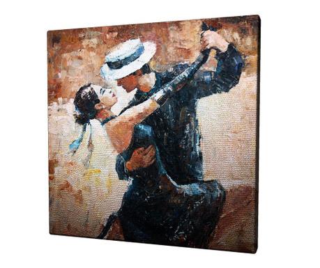 Obraz Dance 45x45 cm