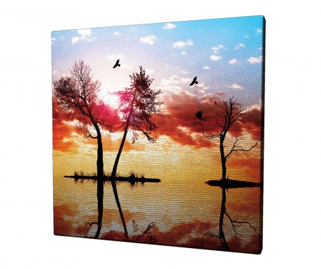 Obraz Birds 45x45 cm