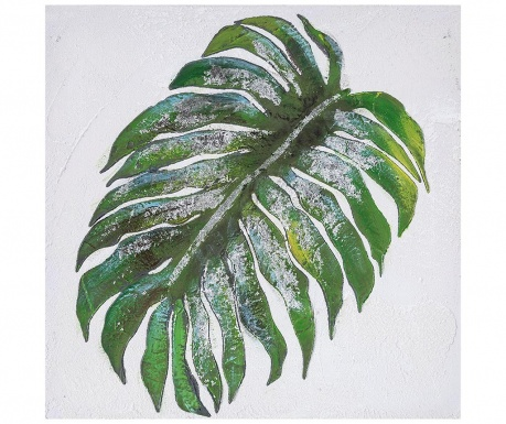 Πίνακας Arrowroot  Leaf 30x30 cm