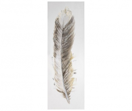 Feather Gratidia Festmény 30x90 cm