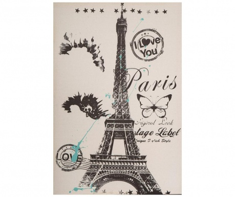 Картина Paris Label 60x90 см
