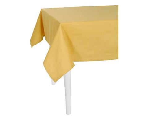 Namizni prt Serenity Mustard 140x170 cm