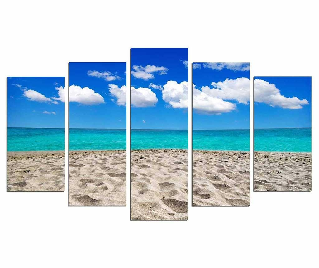 Set 5 tablouri Always Summer