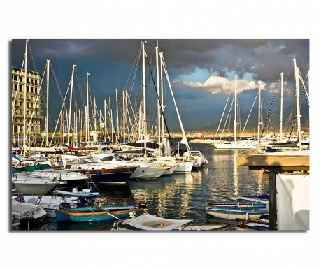 Obraz The Port 45x70 cm