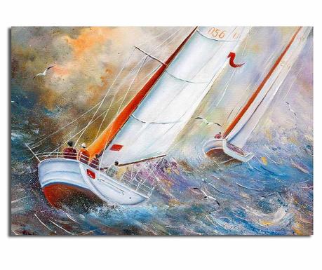 Obraz The Storm 70x100 cm