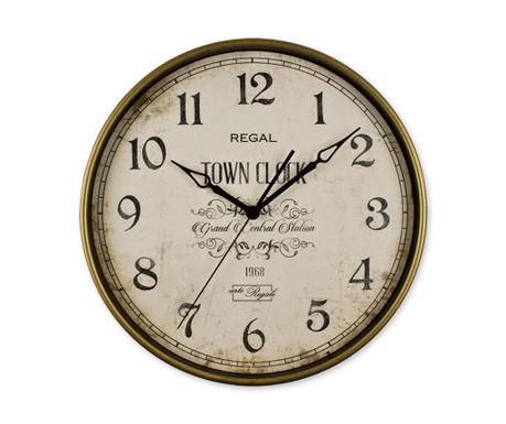 Nástěnné hodiny Town Clock